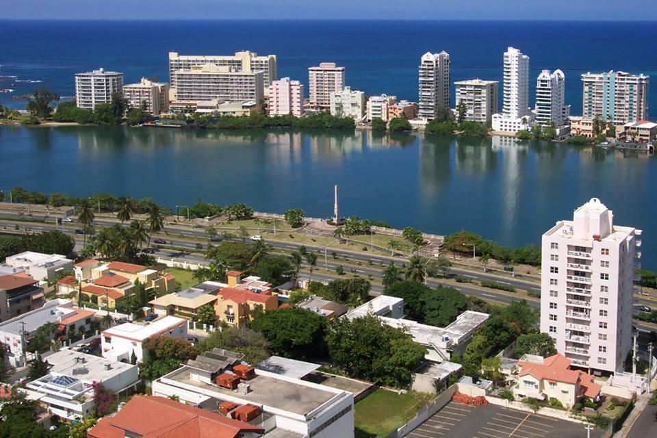 Views of Condado