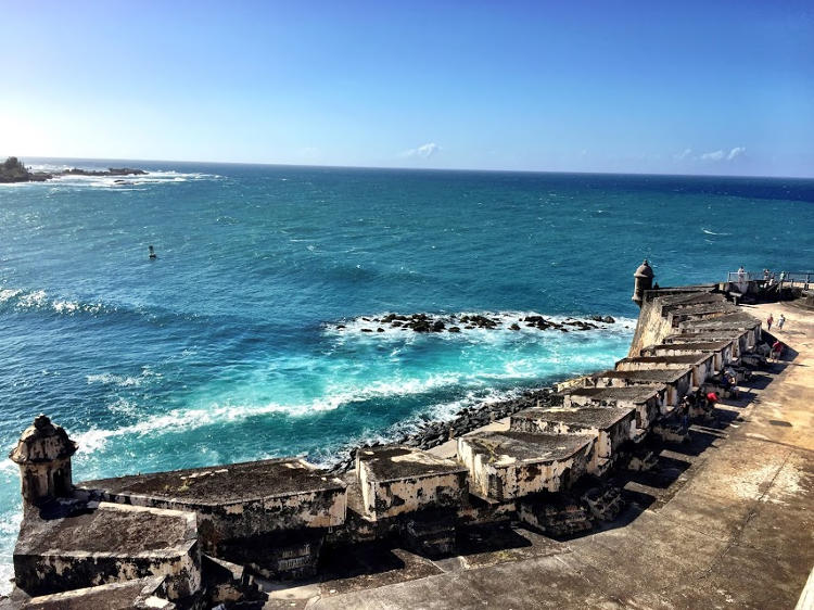 San Juan National Historic Sites Reopen After Hurricane Maria