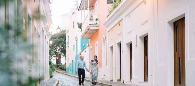Get Engaged in Puerto Rico
