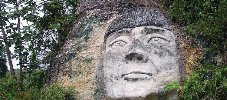 taino sculpture