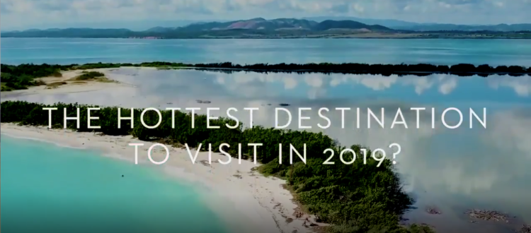 The place to visit in 2019